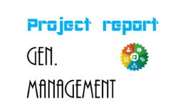 project report MBA dongrila